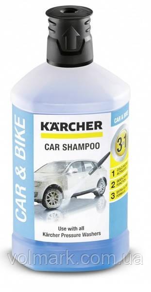 KARCHER RM 610 Plug N Clean 3 в 1 Автомобильный шампунь 1 л (6.295-750.0)