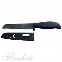 Нож кухонный для хлеба Kamille KM-5154