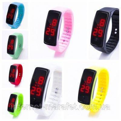 Детские часы браслет Sport Led Watch