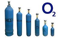 Баллон кислородный 40 литров. ГОСТ 949-73