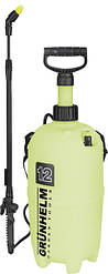 Grunhelm SP-12 Опрыскиватель пневматический 12 л