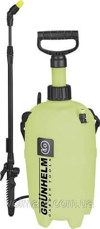 Grunhelm SP-9 Опрыскиватель пневматический 9 л, фото 2
