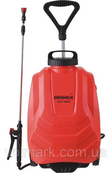 Grunhelm GHS-16WN Опрыскиватель аккумуляторный 16 л