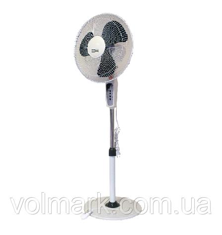 Grunhelm GFS-5011R Напольный вентилятор (с пультом), фото 2