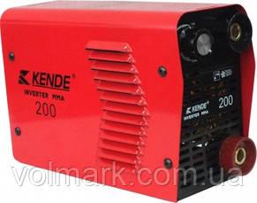 KENDE ММА-200 Сварочный инвертор, фото 3