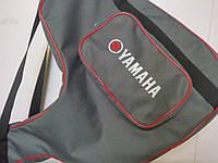 Чехол на четырехтактный  мотор YAMAHA  4\5\6 с пристегивающимся карманом- сумкой