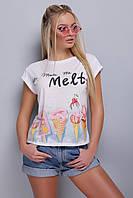 Donna-M Melt футболка Стиль-2 , фото 1