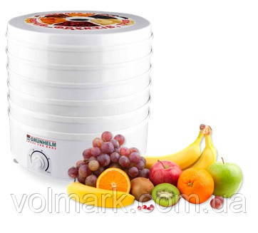 Grunhelm BY1162 Сушилка для овощей и фруктов, фото 2