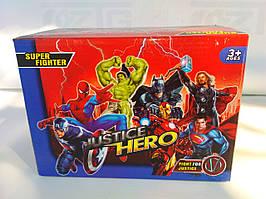 Набор супер героев HERO UNIQUE SERIES маленькие