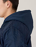 Мужская куртка демисезонная MA1 NATUS Alpha Industries, фото 8