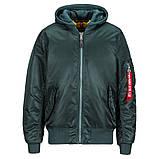Мужская куртка демисезонная MA1 NATUS Alpha Industries, фото 9