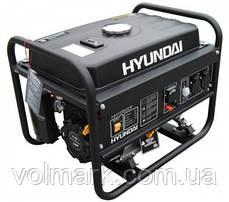 Hyundai HHY 2500F Электрогенератор