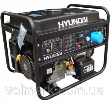 Hyundai HHY 9000FE Электрогенератор, фото 2