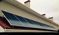 Солнечная электростанция. Резервное энергоснабжение , экономия потребления электроэнергии из сети. Киевская обл. с Лисныки
