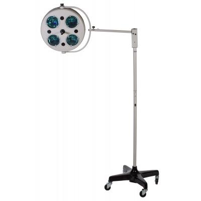 Светильник хирургический L734-II-четырехрефлекторный передвижной