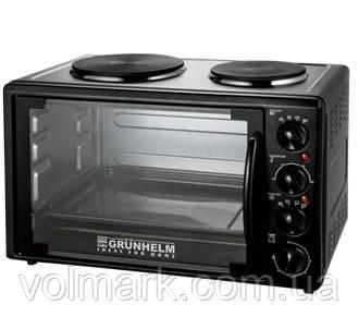 Grunhelm GN33AH Электрическая печь-плита с грилем, фото 2