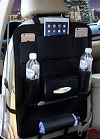 Органайзер из экокожи на сидение в авто