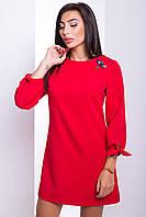 """Donna-M Платье """"Сицилия"""" (красный) 2000000047935, фото 1"""