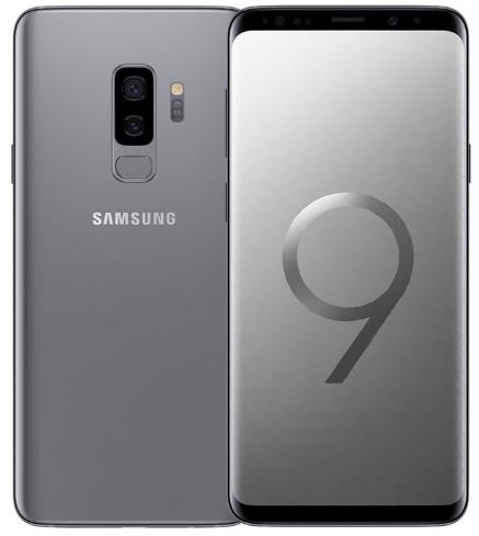 Смартфон Samsung Galaxy S9 64GB SM-G960 Gray Гарантия 12 месяцев