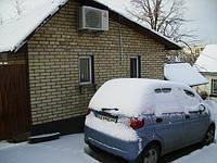Небольшой домик 40 кв.м отапливается тепловым насосом воздух-воздух Тепловой насос Воздух-Воздух MITSUBISHI ELECTRIC MSZ-FD 35 VABH ZUBADAN