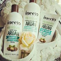 Средства по ухода за волосами на основе 100% арганового масло - Inecto Naturals Argan