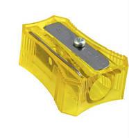Точилка Kum без контейнера Стенограф Ice пластиковая 1759202-24 Ice