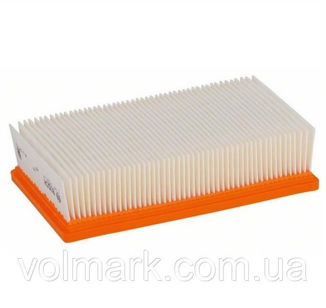 Bosch Плоский складчатый фильтр для пылесосов (2607432034)