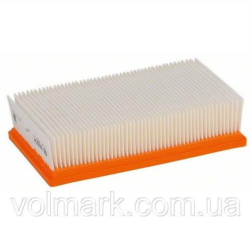 Bosch Плоский складчатый фильтр для пылесосов (2607432034), фото 2