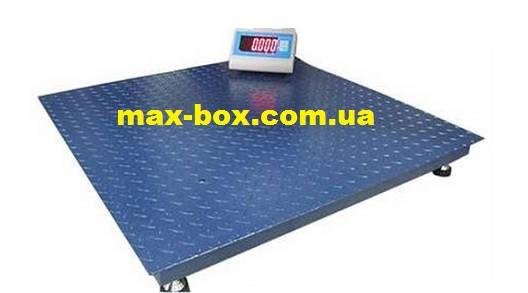 Платформенные весы 2000 кг ВПЕ-Центровес-1212-2т