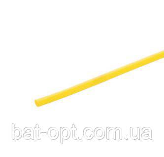 Термоусадочная трубка VARGO 6мм желтая