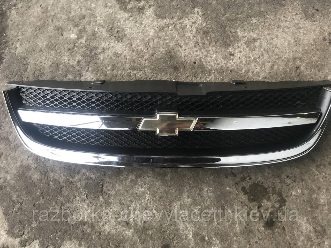 Решетка радиатора Chevrolet Lacetti 96547248