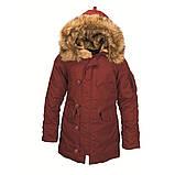 Зимняя женская куртка Altitude, N3-B Women Alpha Industries, фото 2