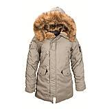 Зимняя женская куртка Altitude, N3-B Women Alpha Industries, фото 6