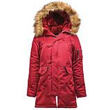 Зимняя женская куртка Altitude, N3-B Women Alpha Industries, фото 9