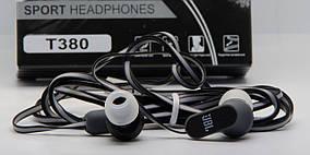 "Наушники MP3 ""JBL T380"" с микрофоном"