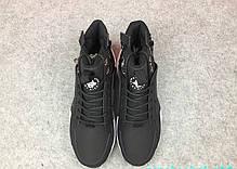 "Зимние кроссовки Nike Huarache Acronym Winter ""Black/White"" (Черные/Белые), фото 3"