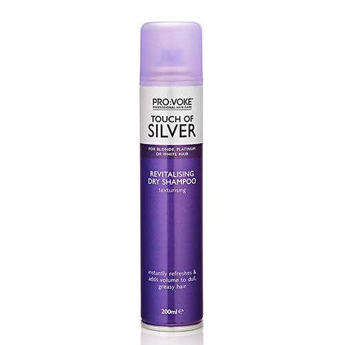 Шампунь для волос востанавливающий сухой прикосновение серебра Lambre/Ламбре 200 ml