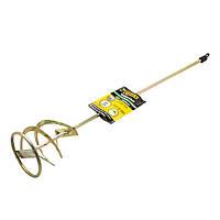 Строительный миксер для штукатурных смесей Hermes Tools 100 х 600 мм