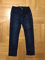 Джинсовые брюки на флисе для мальчиков оптом, Grace, 116-146 рр., арт. B82686, фото 2