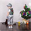 """Дитячий новорічний костюм """"Їжачок"""""""
