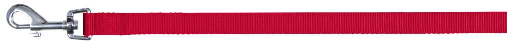 Поводок для собак нейлон Trixie Classic M-L 1 м 20 мм Красный
