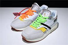 "Кроссовки Off-White x Nike Air Max 87 Retro ""White"" (Белые), фото 3"
