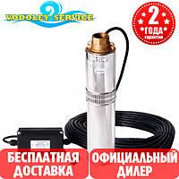 Скважинный насос Водолей БЦПЭ 0,5-40У(кабель 25 метров)
