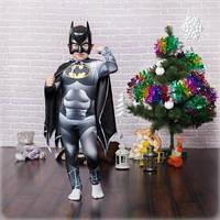 "Детский маскарадный костюм супергероя ""Бэтмен"""