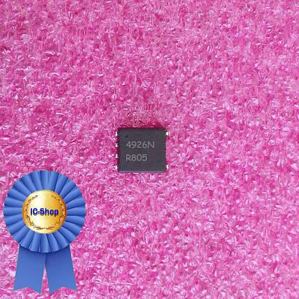 Микросхема NTMFS4926N ( 4926N ), фото 2