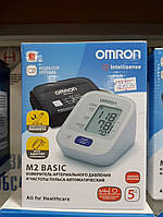 Автоматический тонометр Omron M2 BASIC с адаптером