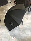 Зонт-трость Mercedes-Benz Collektion Stick Umbrella Black, B66952629. Оригинал. Черного цвета., фото 2