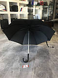 Зонт-трость Mercedes-Benz Collektion Stick Umbrella Black, B66952629. Оригинал. Черного цвета., фото 4
