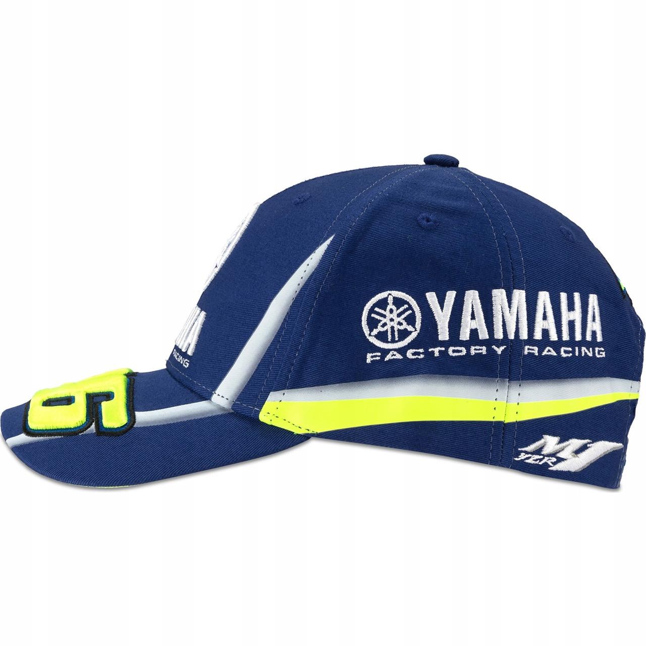 Кепка VR46 Valentino Rossi Yamaha