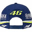 Кепка VR46 Valentino Rossi Yamaha, фото 4